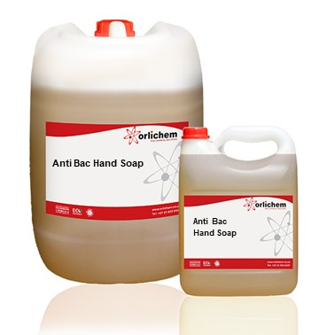 Orlichem Anti Bac Hand Soap