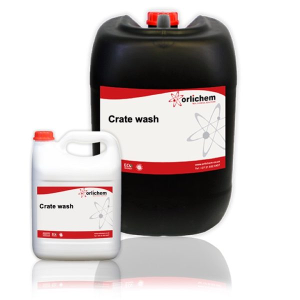 Orlichem Crate wash